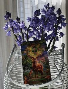 Tarot readings Ace of Pentacles Ciro Marchetti Gilded Tarot Royale